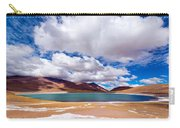 Lake Meniques In Chile Carry-all Pouch