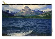 Lake Sherburne, Glacier National Park Carry-all Pouch