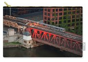 Lake Street Crossing Chicago River Carry-all Pouch