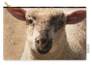 Lamb Looking Cute. Carry-all Pouch