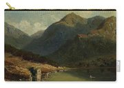 Landscape From Brienzersee Carry-all Pouch