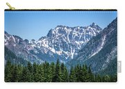 Landscape Nature Scenes Around Columbia River Washington State A Carry-all Pouch