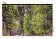 Landscape Near Louveciennes Carry-all Pouch