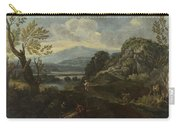 Landscape With Figures Carry-all Pouch
