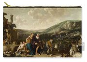 Landscape With Jacob And Rachel Carry-all Pouch