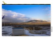 Langjokull  Glacier Carry-all Pouch