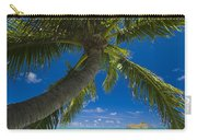 Lanikai Palm Tree Carry-all Pouch
