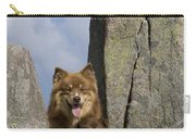 Lapinko�ra Dog And His Pup Carry-all Pouch