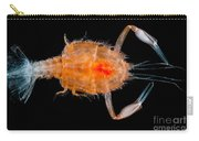 Larval Blind Lobster Carry-all Pouch