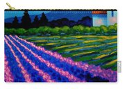 Lavender Field France Carry-all Pouch