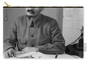 Leon Trotsky (1879-1940) Carry-all Pouch