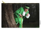 Leprechaun With Pot Of Gold Carry-all Pouch