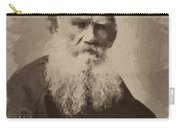 Leo Tolstoy Carry-all Pouch