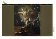 Liberation Of Saint Peter Carry-all Pouch