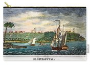Liberia: Freed Slaves 1832 Carry-all Pouch