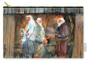 Liberty - At The Manger Carry-all Pouch