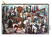 Life In Palestine Carry-all Pouch