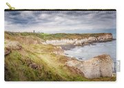 Lighthouse And Cliffs Carry-all Pouch