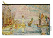 Lighthouse At Groix Carry-all Pouch