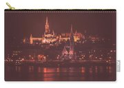Lights Of Budapest Carry-all Pouch