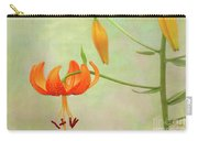 Lilium Pardalinum Carry-all Pouch