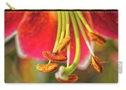 Lily Abstract Carry-all Pouch
