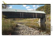 Lincoln Covered Bridge Carry-all Pouch