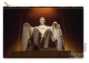 Lincoln Memorial At Night - Washington D.c. Carry-all Pouch