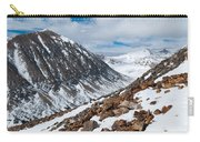 Lincoln Peak Winter Landscape Carry-all Pouch