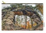 Little Pravcice Gate - Famous Natural Sandstone Arch Carry-all Pouch