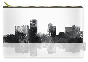 Little Rock Arkansas Skyline Carry-all Pouch