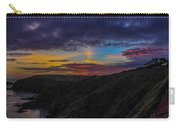 Lizard Point At Sunset  Carry-all Pouch