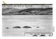 Loch Ness Monster, 1934 Carry-all Pouch