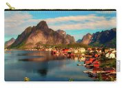 Lofoten, Norway Carry-all Pouch