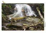 Log Hollow Falls North Carolina Carry-all Pouch