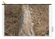 Log In The Woods Carry-all Pouch