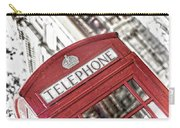 London Telephone 3b Carry-all Pouch