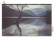 Lone Tree At Llyn Padarn Carry-all Pouch