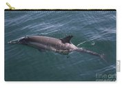 Long-beaked Common Dolphins In Monterey Bay 2015 Carry-all Pouch