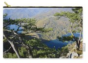 Look At The Pine Trees And The Lake Carry-all Pouch