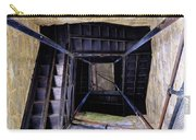 Lookout Tower On A Civil War Battlefield In Antietam Creek Maryl Carry-all Pouch