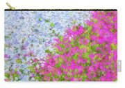 Pink And Purple Phlox Carry-all Pouch