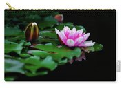 Lotus Flowers Carry-all Pouch