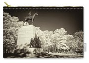 Louisiana Monument At Gettysburg Carry-all Pouch