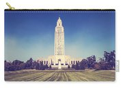 Louisiana State Capital Carry-all Pouch