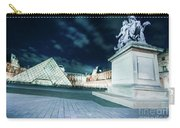 Louvre Museum 6b Art Carry-all Pouch