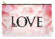Love Heart Nd12 Carry-all Pouch