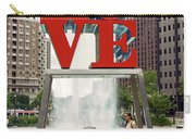 Love Sculpture Carry-all Pouch