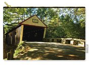 Lovejoy Covered Bridge Carry-all Pouch