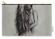 Lovers Carry-all Pouch by Rachel Christine Nowicki